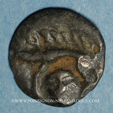 Coins Rémi. Région de Reims. Potin, 3e siècle av. J-C