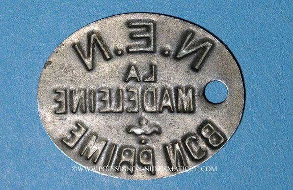 Coins La Madeleine (59). Nouvelles Epiceries du Nord. bon prime