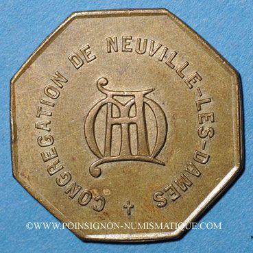 Coins Neuville-les-Dames (01). Congrégation. sans valeur