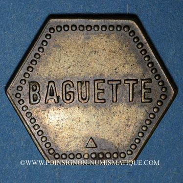 Coins Saulnes (54). Coopérative de Saulnes. Baguette. Non perforé