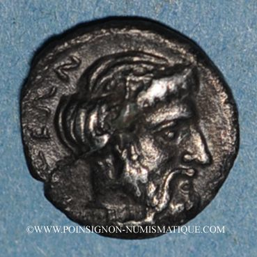 Coins Cilicie. Nagidos. Obole, vers 400-380 av. J-C