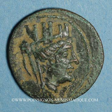 Coins Cilicie. Tarse. Bronze, vers 165-80 av. J-C