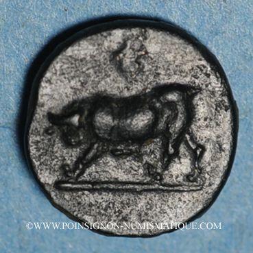 Coins Mysie. Gambrium. Bronze (4 siècle av. J-C)