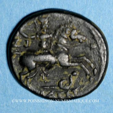 Coins Pisidie. Isinda. Bronze an 16, 1er siècle av. J-C