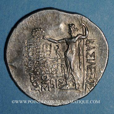 Coins Royaume de Bithynie. Nicomèdes IV (94-74 av. J-C). Tétradrachme, an 212
