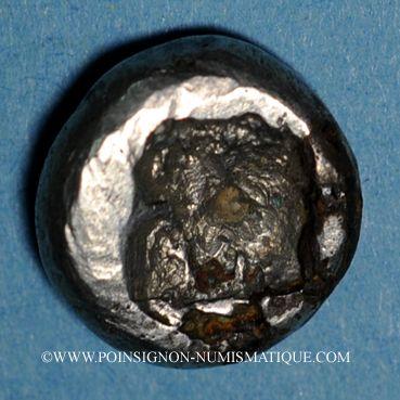 Coins Royaume de Lydie. Dynastes achéménides. Sicle, vers 485-420 av. J-C