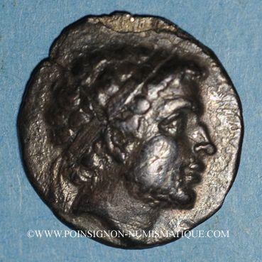Coins Royaume de Macédoine. Philippe V (221-179 av. J-C). Drachme. Pella ou Amphipolis