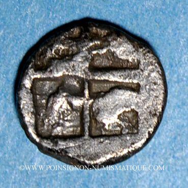 Coins Troade. Kebren. Diobole, 5e s. av. J-C