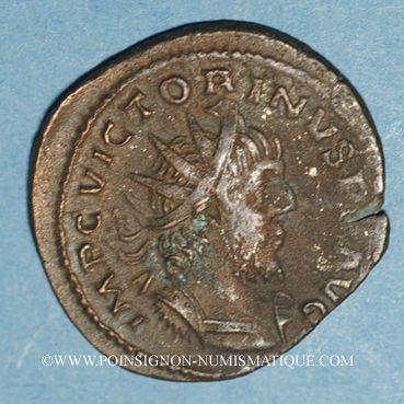 Coins Victorin (269-271). Antoninien. Mayence ou Trèves, 270-271. R/: la Santé