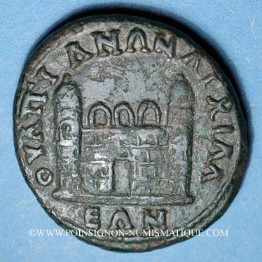 Coins Caracalla (198-217). Bronze. 25,86 - 28,44 mm. Anchialus