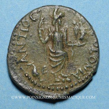 Coins Septime Sévère (193-211). Bronze. Antioche