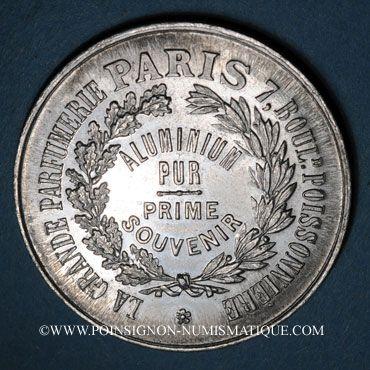 Coins Paris (75). La Grande Parfumerie. Jeton publicitaire