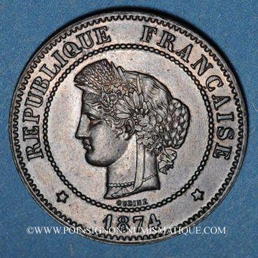 Stolen objects 3e république (1870-1940), 5 cmes Cérès 1874A
