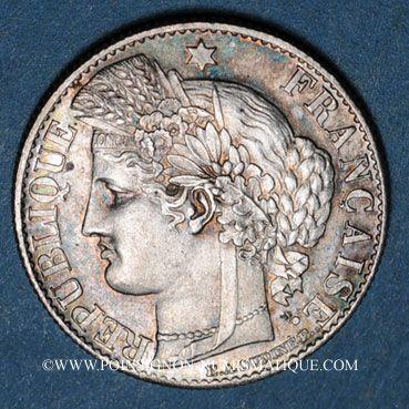 Stolen objects 3e république (1870-1940), 50 cmes Cérès 1895A