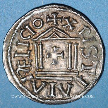 Stolen objects Louis le Pieux (814-840), denier au temple