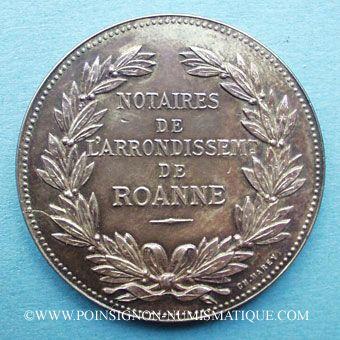 Stolen objects Notaires, Roanne Notaires, Poinçon : corne d'abondance