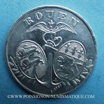 Stolen objects Rouen, 5 cent 1918