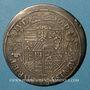 Coins Alsace. Abbaye de Murbach et Lure. Léopold V d'Autriche (1614-1626). Taler 1625, Ensisheim