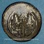 Coins Alsace. Abbaye de Seltz . Denier (vers 1180-90)
