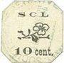 Banknotes Annonay (07). Coopérative La Laborieuse. Billet. 10 cmes