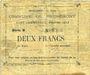 Banknotes Brunemont (59). Commune. Billet. 2 francs 1914, série B