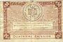 Banknotes Caen et Honfleur (14). Chambres de Commerce. Billet. 50 centimes, série C