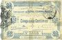 Banknotes Cambrai (59). Ville. Billet. 50 centimes 30.10.1914