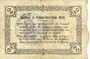 Banknotes Fontaine-Notre-Dame (59). Commune. Billet. 2 francs 16.12.1915, série A