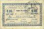Banknotes La Flamengrie (02). Commune. Billet. 0,05 centimes 16.9.1915