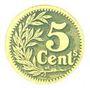 Banknotes Lille (59). Banque d'Emission. Billet. 5 cmes 1915