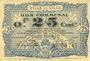 Banknotes Lille (59). Ville. Billet. 25 cmes 13.7.1917, série T