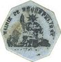 Banknotes Négrepelisse (82). Ville. Billet. 5 centimes