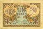 Banknotes Paris (75). Chambre de Commerce. Billet. 1 franc 10.3.1920, série A.35