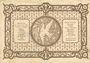 Banknotes Poix-Terron (08). Syndicat d'Emission. Billet. 2 francs, 4e émission, décembre 1917, série D