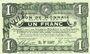 Banknotes Roubaix et Tourcoing (59). Billet. 1 franc du 20.4.1916, 7e série. N° 1507. ANNULE