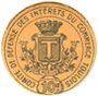 Banknotes Toul (54). Comité de Défense des Intérêts du Commerce Toulois. Billet. 10 centimes