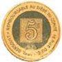 Banknotes Toul (54). Comité de Défense des Intérêts du Commerce Toulois. Billet. 5 centimes
