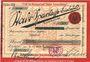 Banknotes Bielefeld. Stadt. Billet. 50 mark 1.11.1918, Série (Reihe) III