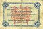 Banknotes Brandenburg a. Havel. Brandenburger Bankverein. Billet. 1/2 mark 1.5.1917