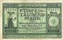 Banknotes Karlsruhe. Nähmaschinenfabrik Karlsruhevorm Haid & Neu A. G. Billet. 50000 mk 1.8.1923, série B