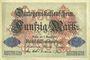 Banknotes Allemagne. Billet. 50 mark 5.8.1914, série A
