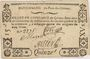 Banknotes Pont-du-Château. Billet de confiance de 15 sous n. d., 3 signatures