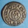Coins Charlemagne (768-814). Denier. Dorestad