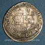 Coins Abbaye de Murbach et Lure. Léopold Guillaume (1626-1662). Batz. Guebwiller