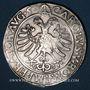 Coins Alsace. Abbaye de Murbach et Lure. Jean-Rodolphe Stoer de Stoerenberg (1542-70) Taler 1556 St Amarin