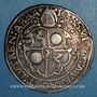 Coins Alsace. Abbaye de Murbach et Lure. Jean-Ulrich de Raitenau (1570-1587). Florin 1576. Saint Amarin