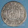 Coins Alsace. Haguenau. 2 kreuzers 1666