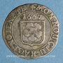 Coins Alsace. Haguenau. 2 kreuzers 1667