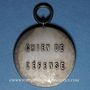 Coins Alsace. Mulhouse. Club Français du chien boxer. Médaille bronze argenté