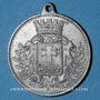 Coins Alsace. Mulhouse-Dornach. Concours de gymnastique. 1904. Médaille aluminium. 30 mm